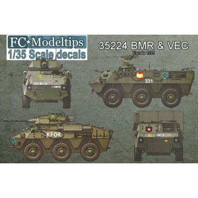 SET CALCAS BMR & VEC ESPAÑA - FC Modeltips 35224