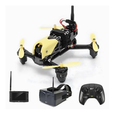 DRONE CARRERAS X4 STORM CON GAFAS LCD - HUBSAN X4
