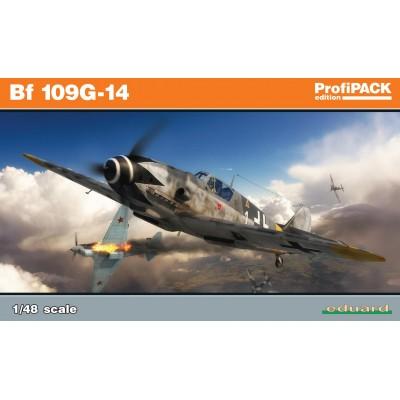 MESSERSCHMITT Bf-109 G-14 - Eduard 82118