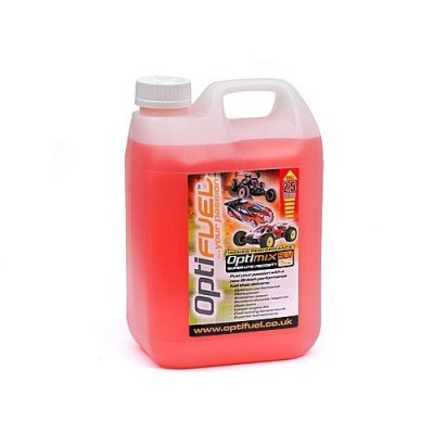 COMBUSTIBLE OPTIMIX RACE 25% (Solo una unidad por envio) 2,5 Litros - Optimix 2001