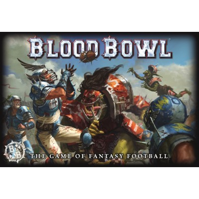 BLOOD BOWL 2016 ESPAÑOL - GAMES WORKSHOP 200-01-03