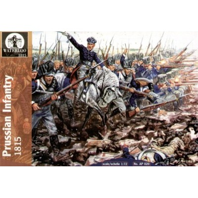infanteria prusiana 1815