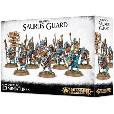 .LAG. GUARDIA DEL TEMPLO saurus guard