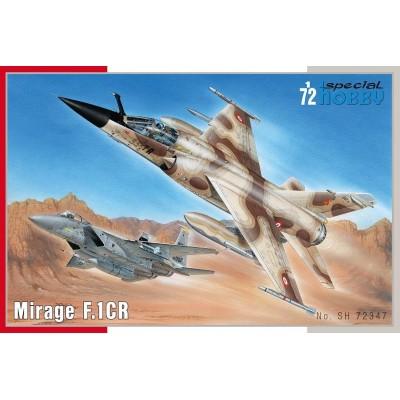 DASSAULT MIRAGE F.1 CR 1/72 - Special Hobby 72347