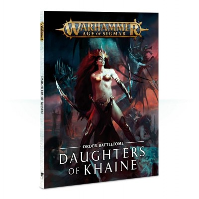 BATTLETOME DAUGHTERS OF KHAINE ESPAÑOL - games workshop 85-01