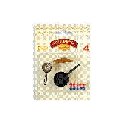PACK SARTEN +PAN+ COLADOR