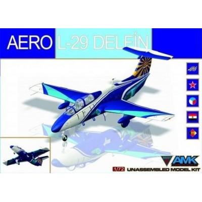 AERO L-29 DELFIN 1/72 - AMK Avantgarde 86001