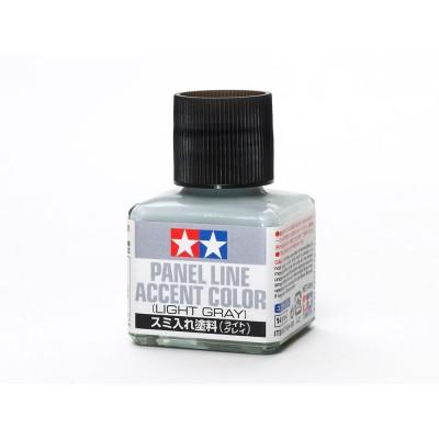 PINTURA ACRILICA PARA PANELADO GRIS CLARO (40 ml)