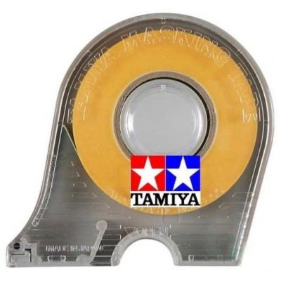 CINTA DE ENMASCARAR CON SOPORTE 18 mm - Tamiya 87032