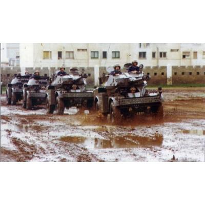 CARRO DE COMBATE M-48 A3 Infanteria de Marina Española