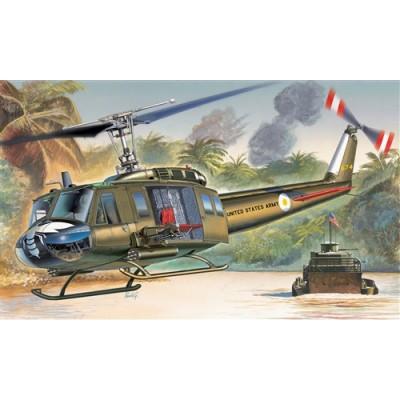 BELL UH-1D IROQUOIS C/ESP - ESCALA 1/72 - ITALERI 1247