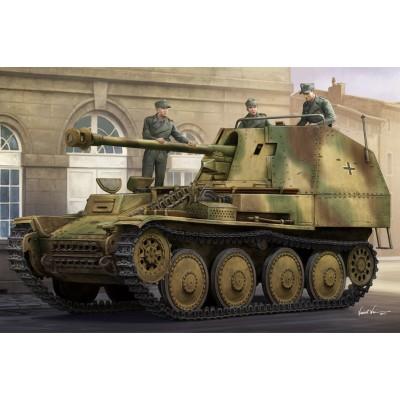 CAZACARROS MARDER III Sd.Kfz. 138 Ausf. M - Hobby Boss 80168