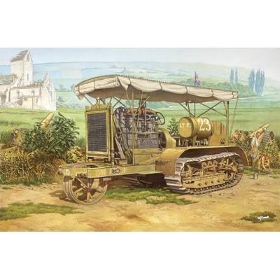 TRACTOR DE ARTILLERIA HOLT 75 1/35 - RODEN 812