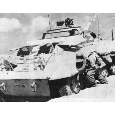 AUTO AMETRALLADORA M-20 ESPAÑA Nº1 1/35