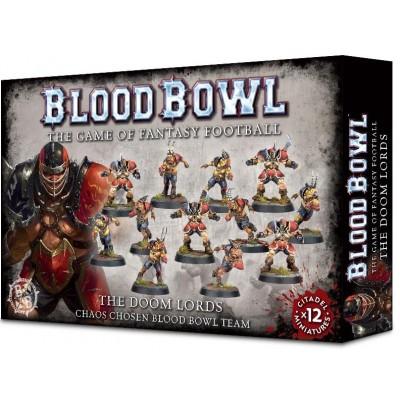 BLOOD BOWL THE DOOM LORDS - GAMES WORKSHOP 200-47