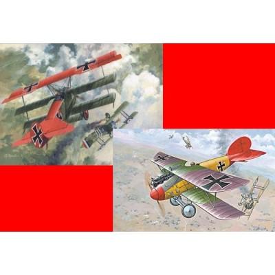 SET Manfred von Richthofen - Baron Rojo