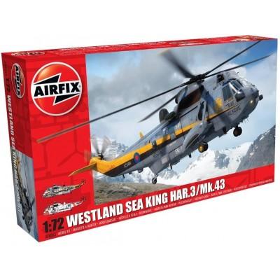 WESTLAND SEA KING HAR.3 / MK.43 1/72 - Airfix A04063