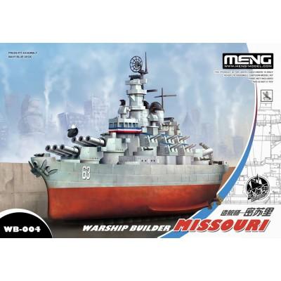 ACORZADADO MISSOURI -TOONS- Meng Model WB004