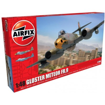 GLOSTER METEOR FR.9 1/48 - Airfix A09188
