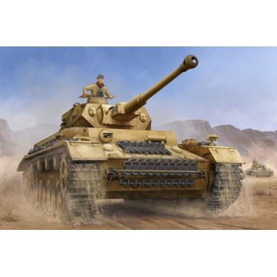 CARRO DE COMBATE Sd.KFZ. 161 Ausf. F2 PANZER IV 1/16 - Trumpeter 00919