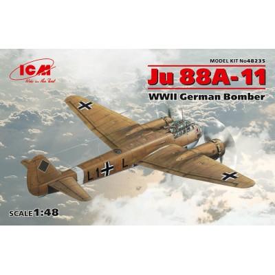 JUNKERS JU-88 A11 1/48 ICM 48235