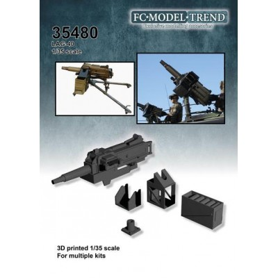 LANZA GRANADAS LAG-40 1/35 - FC Modeltip 35480