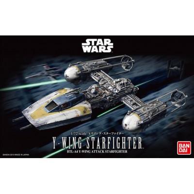 STAR WARS: Y-WING 1/72 - Bandai 0196694