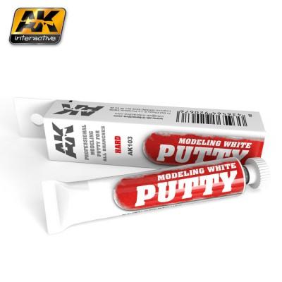PUTTY BLANCO -20 ml- AK Interactive AK103