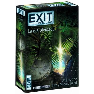 EXIT, EL JUEGO - LA ISLA OLVIDADA - DEVIR 226720