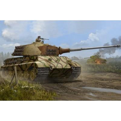 CARRO DE COMBATE Sd. Kfz. 182 KINGTIGER (Henschel Julio-1945) - Hobby Boss 84533