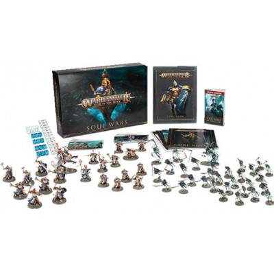 AGE OF SIGMAR JUEGO SOUL WARS EN ESPAÑOL - GAMES WORKSHOP 80-01-03