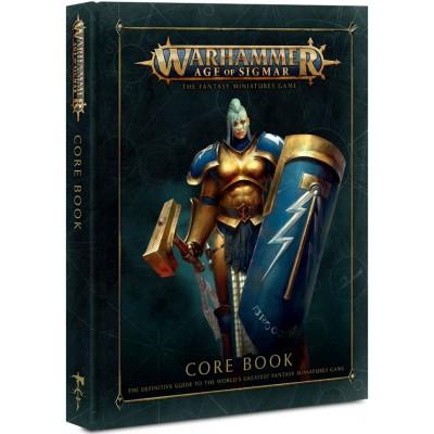 AGE OF SIGMAR CORE RULE BOOK - ESPAÑOL - GAMES WORKSHOP 80-02-03