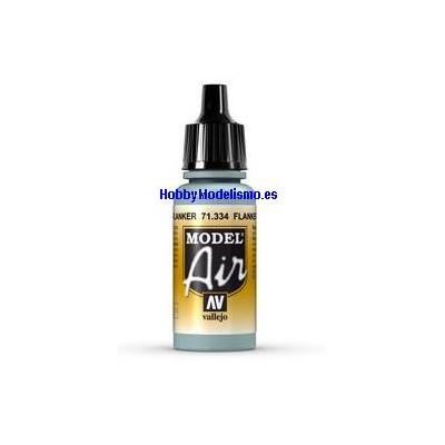 PINTURA ACRILICA AZUL CLARO FLANKER (17 ml) - Vallejo 71334