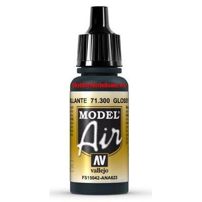 PINTURA ACRILICA AZUL MARINO BRILLANTE (17 ml)