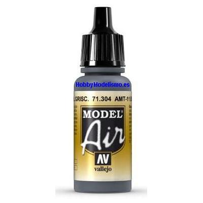 PINTURA ACRILICA AZUL GRISACEO AMT-11 (17 ml)