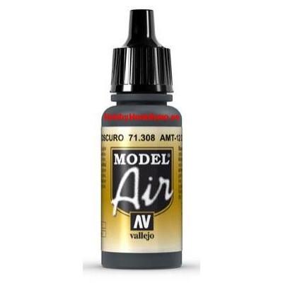 PINTURA ACRILICA GRIS OSCURO AMT-12 (17 ml)