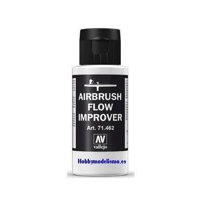 FLOW IMPROVER PARA PINTURAS AEROGRAFIA (60 ml)