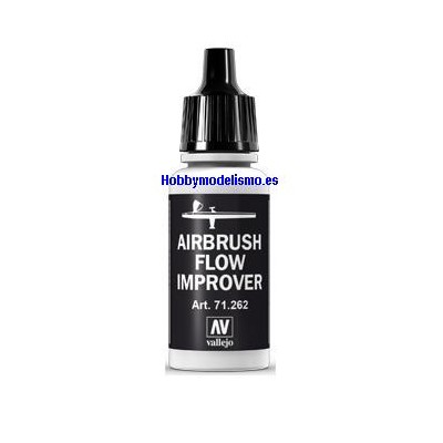 AIRBRUSH FLOW IMPROVER - VALLEJO 71262