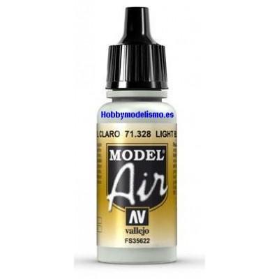 PINTURA ACRILICA AZUL CLARO (17 ml) VALLEJO 71328