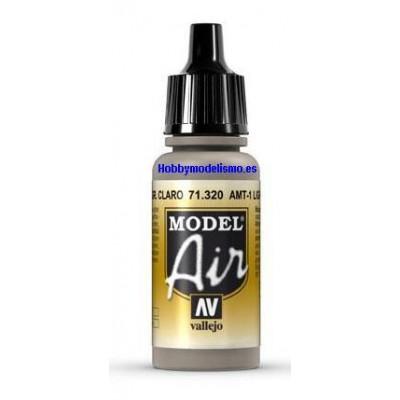PINTURA ACRILICA GRIS MAR CLARO AMT-1 (17 ml)