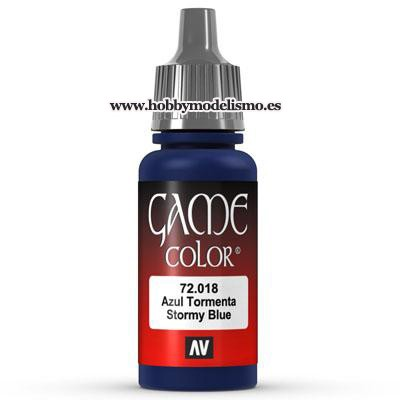 AZUL TORMENTA (17 ml)