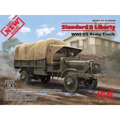 CAMION STANDARD B LIBERTY 1/35 - ICM 35650