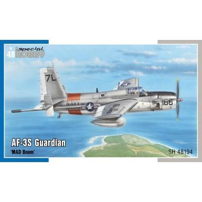 GRUMMAN AF-3 S GUARDIAN 1/48 - Special Hobby SH48194