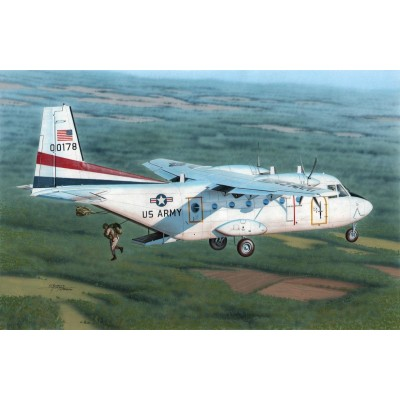CASA C-41 A AVIOCAR 1/72 - Special Hobby SH72385