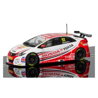 HONDA CIVIC TYPE R BTCC 2015 HONDA YUASA RACING Nº52 GORDON SHEDDEN - SUPERSLOT H3783