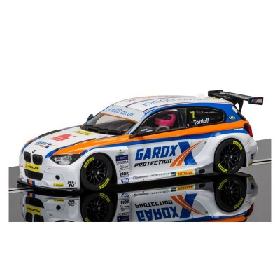 BMW125 SERIES 1 BTCC 2015 WEST SURREY RACING Nº7 - SUPERSLOT H3735