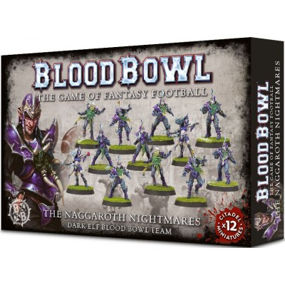 BLOOD BOWL NAGGAROTH NIGHTMARES - GAMES WORKSHOP 200-54