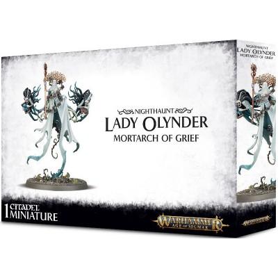 NIGHTHAUNT LADY OLYNDER - GAMES WORKSHOP 91-25