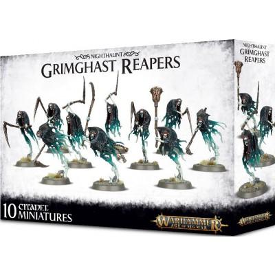 NIGHTHAUNT GRIMGHAST REAPERS - GAMES WORKSHOP 91-26