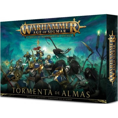 AGE OF SIGMAR TEMPEST OF SOULS - GAMES WORKSHOP 80-19-03